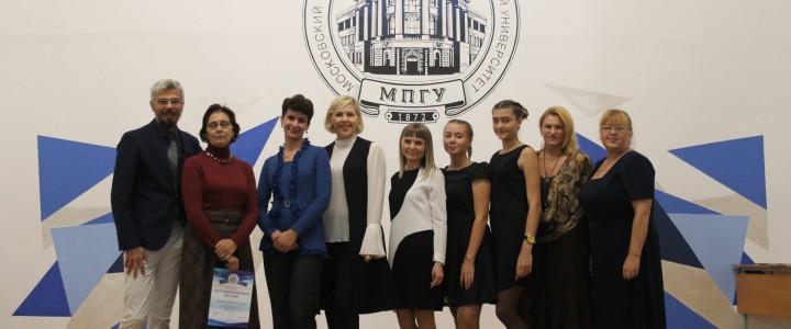 В Анапском филиале МПГУ прошла церемония награждения участников и победителей научного конкурса творческих работ «Классная работа»