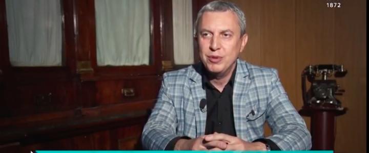 Директор Института физики, технологии и информационных систем дал интервью пресс-службе МПГУ