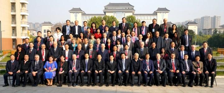 Развивая сотрудничество с педагогическими университетами Китая
