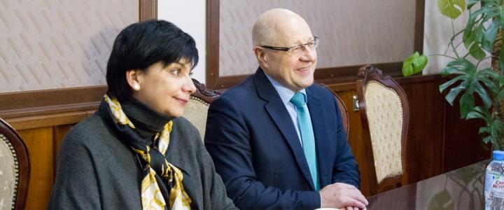 Будущее начинается здесь: перспективы сотрудничества с Белорусским государственным педагогическим университетом