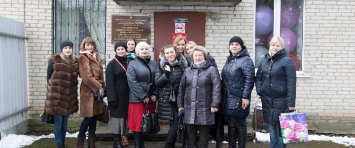 Сергиево-Посадский филиал в Хотьковской школе-интернате