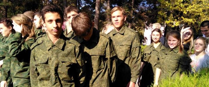 Соревнования по виду «Военизированный кросс» в рамках VIII студенческой спартакиады по военно-прикладным видам спорта