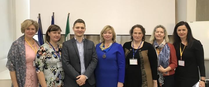 Более 200 человек приняли участие в форуме «Русский язык – мир без границ» и международной встрече выпускников советских и российских вузов в Италии
