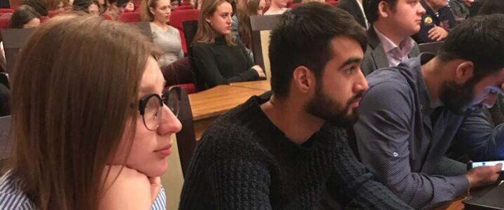 Студенты Института истории и политики выступили на конференции в Туле