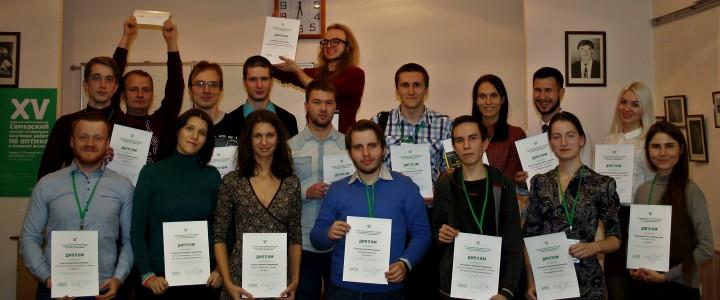 Сотрудники и студенты ИФТИС приняли участие на молодежной конференции по оптике и лазерной физике в г. Самара
