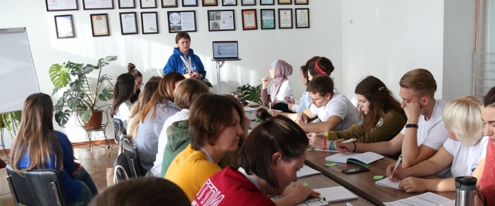 Стартовали курсы повышения квалификации по информационно-медийному сопровождению деятельности детских оздоровительных лагерей