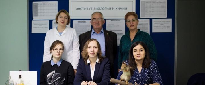 Институт биологии и химии принял участие в дне открытых дверей МПГУ