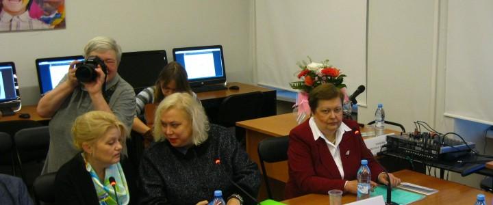 Профессор ИИиП МПГУ на Международном культурном форуме