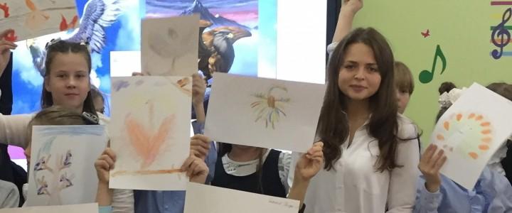 Производственная практика студентов магистерской программы  «Дизайн образовательной среды»
