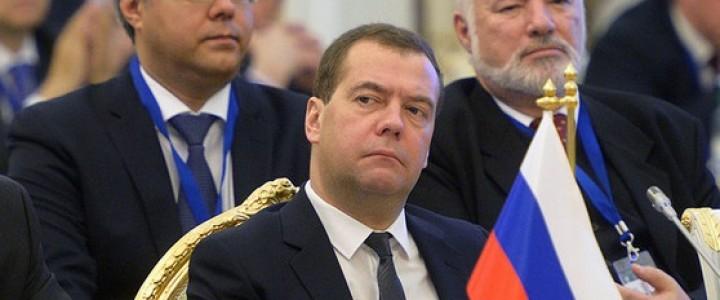 Медведев назвал противодействие терроризму приоритетной задачей СНГ