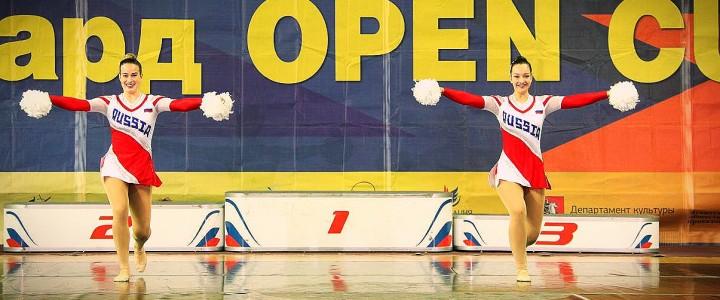 Студентка Института физической культуры, спорта и здоровья будет представлять Россию на Чемпионате Мира в Орландо