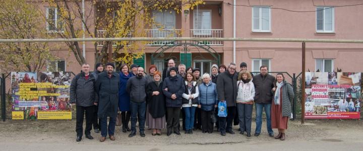 IV Международная научная конференция в посёлке Новокумский