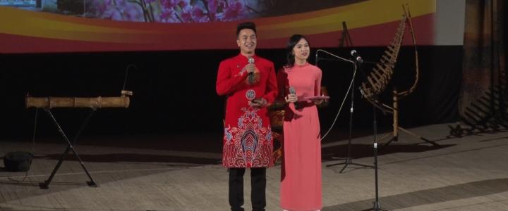 Концерт вьетнамских артистов и студентов МПГУ прошел в КГФ