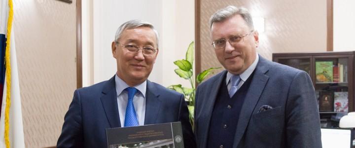 Россия и Казахстан: перспективы сотрудничества