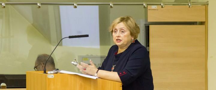 Новую модель аттестации учителей на основе использования единых ФОМ обсудили на конференции в МГППУ