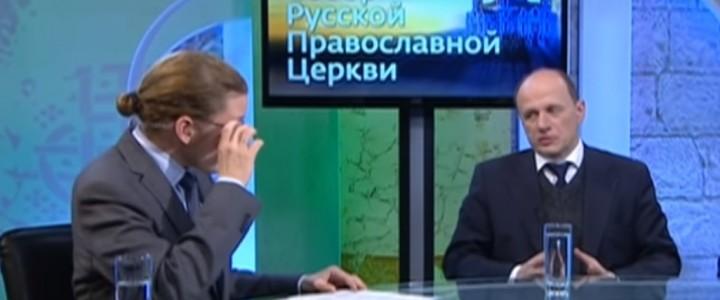 Профессор МПГУ Василий Цветков в СМИ