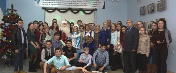 Торжественные мероприятия посвященные Новому году