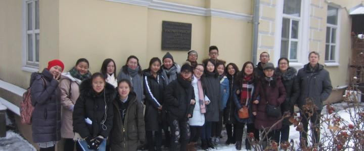 Посещение Музея Владимира Ивановича Даля