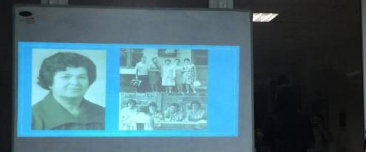 Круглый стол к 100-летию со дня рождения О.А.Токаревой на кафедре логопедии Института детства