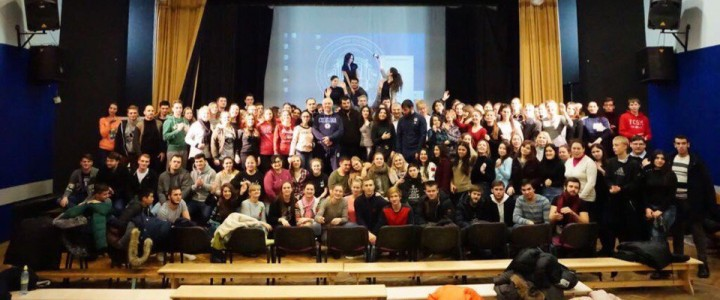 О волонтёрском форуме словами студентки Института детства