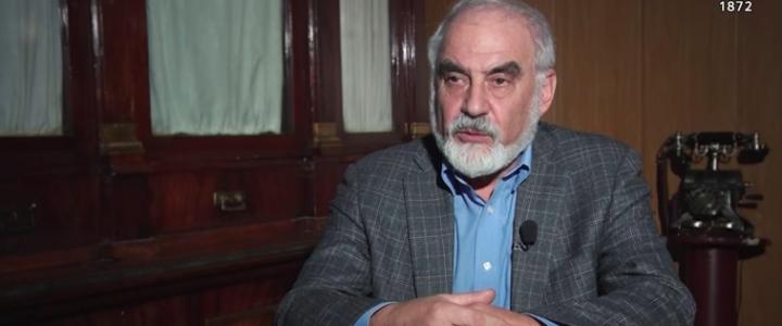 Опубликовано интервью c Григорием Наумовичем Гольцманом