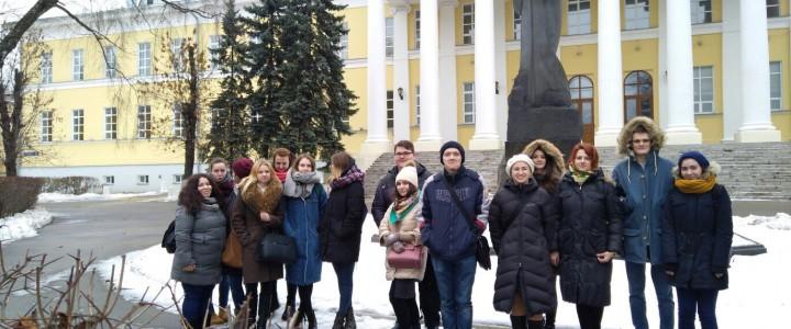 Экскурсия в музей Ф.М.Достоевского