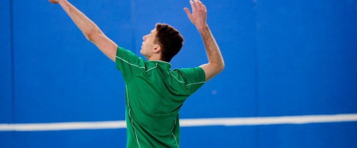 Поздравляем мужскую сборную ИБХ по волейболу с выходом в финал