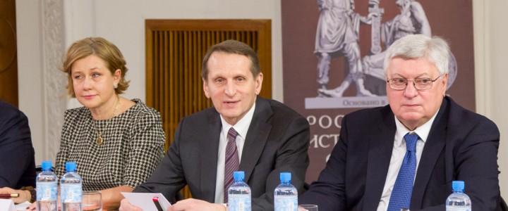 Алексей Лубков: «Исследование Великой революции будет продолжено»