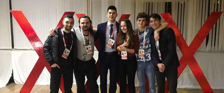Команда КВН Математического факультета выступала на фестивале команд КВН в Сочи