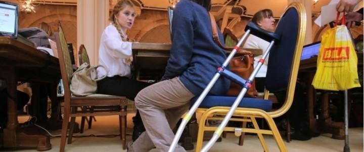 Путин поручил упростить процедуру получения инвалидности