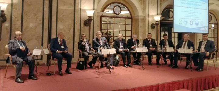 Ректор МПГУ А.В. Лубков принял участие в I Форуме ректоров российских и арабских университетов