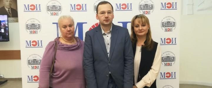 Участие в XXVII Открытой московской инженерной конференции школьников «ПОТЕНЦИАЛ»