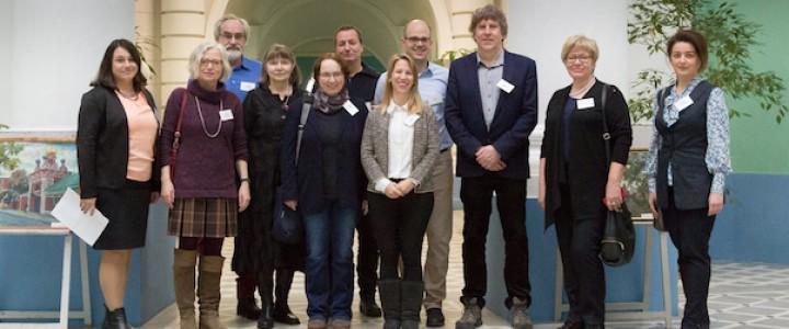 Члены Международного Совета по образованию в области лечебной педагогики и социальной терапии посетили МПГУ