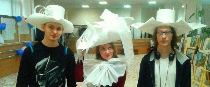 Мастер-класс «Образ театральной шляпы. Секреты бутафора»