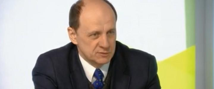 Профессор МПГУ В.Ж. Цветков о «Ледяном походе»