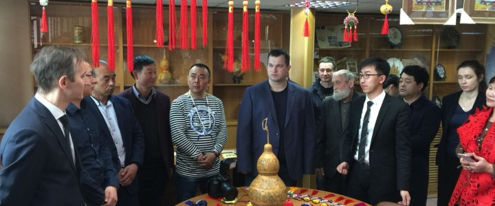Международная выставка народного прикладного искусства провинции Ганьсу (КНР)