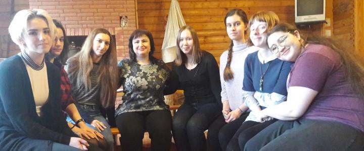 Третья «Литературная встреча»