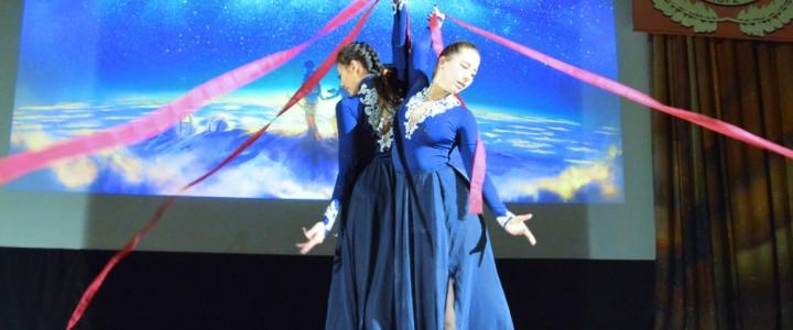 Праздничный концерт ко Дню Защитника Отечества и Международному женскому Дню 8 Марта