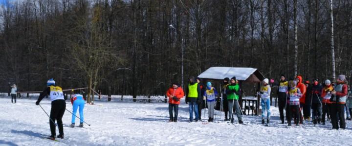 Итоги первенства Института физической культуры, спорта и здоровья по лыжным гонкам