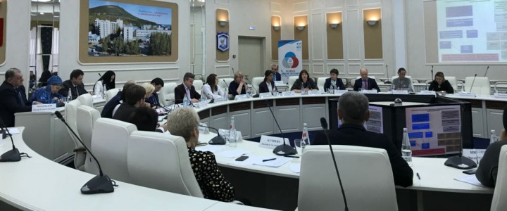 Ставропольский филиал МПГУ определен региональной площадкой по взаимодействию с общероссийской общественной детско-юношеской организацией «РДШ»