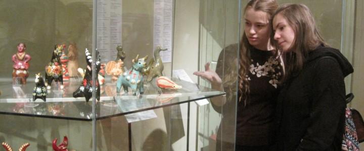 Выездной семинар во Всероссийский музей декоративно-прикладного и народного искусства