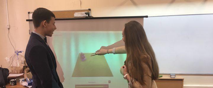 Педагогическая практика будущих учителей информатики и математики