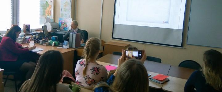 Мастер-класс «Инновационные подходы в преподавании иностранных языков: от теории к практике»
