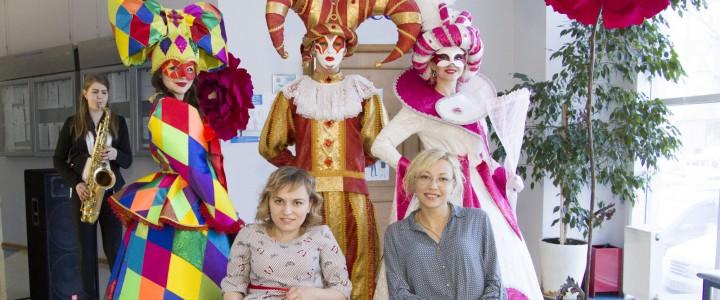 Интерактивная выставка-проект «Диалог равенства» открылась в Ставропольском филиале МПГУ