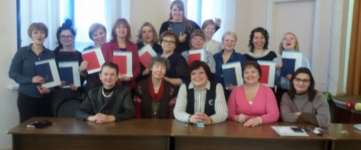 Магистранты факультета дошкольной педагогики и психологии успешно защитились!
