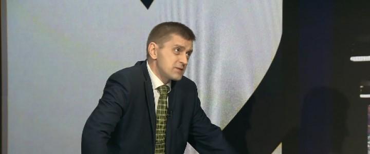 Доцент МПГУ А.П.Синелобов на канале «Царьград» в программе «Исторический поединок. Иван Грозный – герой или тиран»