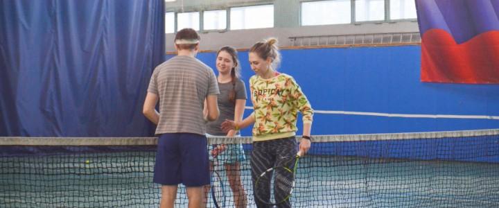 Итоги группового этапа Первенства МПГУ по большому теннису