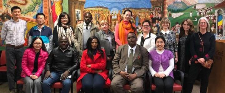 Участие преподавателя Института иностранных языков в программе культурного обмена TESOL