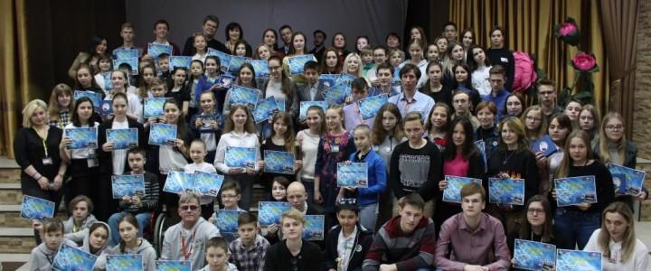 МПГУ приветствует юных победителей Всероссийского фестиваля телевизионного творчества «ДеТВора-2018» в Волгограде