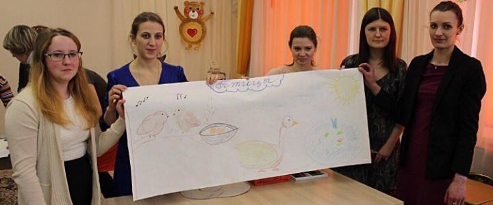 Всероссийский фестиваль «Оживший мир: территория сотворчества детей и взрослых»
